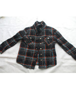 Ollie  Long Sleeve Shirt 100% Cotton Size 4 Boys Girls  Multi Colored      - $10.18