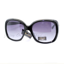 Womens Oversized Thick Square Frame Sunglasses UV400 Protection - $9.95
