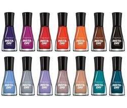 Sally Hansen Insta-Dry Fast Dry Nail Polish CHOOSE YOUR COLOR New B2G 15... - $4.45+