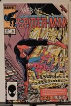 Web of Spider-Man #6 (Sep 1985, Marvel) - $2.97
