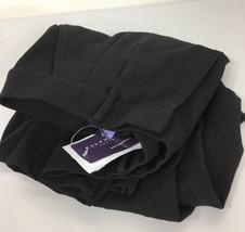 Ralph Lauren Purple Label Collection Womens Pants Black 8 Pleated - $171.97