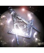 HAUNTED NECKLACE ANCIENT CIRCLE EXTREME MASTER CODES SECRET OOAK RARE MA... - $6,007.77