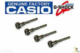 CASIO G-Shock GWG-1000 Stainless Steel (Gun Metal) Watch Band Screw (QTY 4) - $49.95