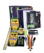 Back to School Supplies Bundle Deluxe 28 Items: Middle, High School Or C... - $46.99