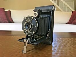 Antique Eastman Kodak Company Vest Pocket Hawk-Eye Folding Camera Old Vi... - $107.53