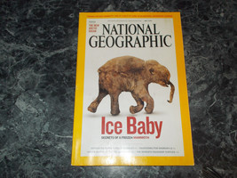 National Geographic Magazine May 2009 Ice Baby - $2.99