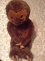 July 4th New Build A Bear Sloth BAB 18 inch  plush stuffed brown - $28.00