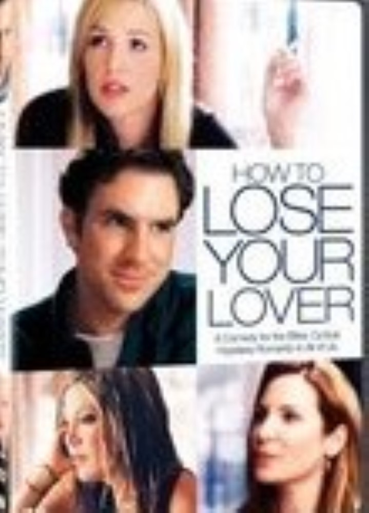 How to Lose Your Lover Dvd