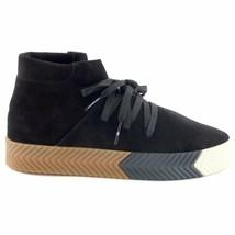 Adidas x Alexander Wang AW Skate Shoes Mid Black Gum AC6850 Mens Size 9.5 - $134.95