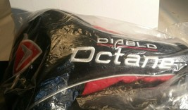NEW! Brand New Callaway Diablo Octane Driver Head Cover, Original Packaging - $13.54