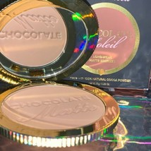 RAPID SHIP New In Box Too Faced Chocolate Soleil Cocoa Bronzer TRUSTED*SELLER image 2