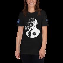George Washington T-shirt / Betsy Ross T-Shirt / Front, back and sleeves print image 11