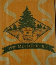 Vintage Hallmark Keepsake Ornament Kit 1998 - $12.99
