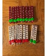 Christmas 18 Handmade Clothespins - $11.76