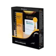 Pack Heliocare 360 Bronze Oil Free Gel 50 Ml + 7 Oil Free Ampoules - $60.04