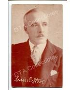 LEWIS STONE-1920-ARCADE CARD-SILENT FILM STAR G - $19.56