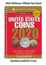 2020 Red Book Price Guide, 73rd Edition, Spiral, SHIPPING NOW! - $12.07