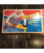 Vintage 1978 Kenner Outrider Stunt Board Riding Toy - $296.99