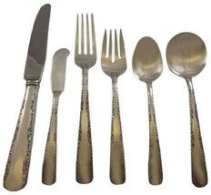Camellia by Gorham Sterling Silver Flatware Service For 12 Set 76 Pieces - $3,995.00