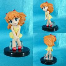 Bandai EVA Evangelion Torikore 2006 Gashapon Mini Figure Asuka Langley Soryu B - $19.99