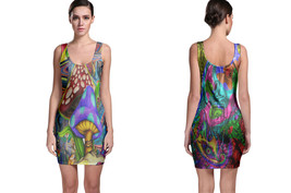 DMT Collection #2 Women's Sleevless Bodycon Dress - $21.80+