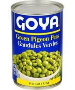 Goya Green Pigeon Peas-15 Ounce, 6 Count - $24.74