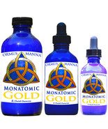 4 oz MONATOMIC GOLD ORMUS MANNA *POTENT & Condensed ORMUS Supplement - $22.27