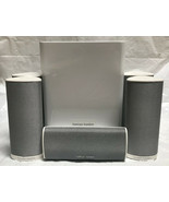Harman Kardon HKTS16WQ/230 5.1 Channel Home Theatre Speaker System - White - $579.50