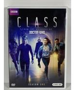 Class Season 1 Doctor Who Universe DVD 2017 BBC 2 Discs - $7.91
