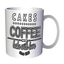 New Delicious Cakes Coffee 11oz Mug m577 - $10.83