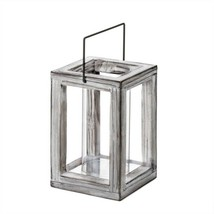 Weathered Rustic Garden Candle Lantern - $14.29