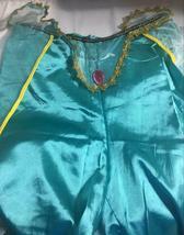 Princess Costumes Aladdin Magic Lamp Jasmine Cosplay Adult Carnival Party Masque image 7