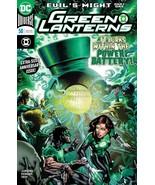 Green Lanterns #50 NM DC - $3.95