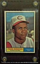 1961 Topps FRANK ROBINSON Original Baseball Card #360 - Ungraded Mint Co... - $490.00