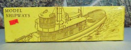 Vintage Model Shipways Steam Wood Towboat Taurus 2021 - HO Bogota N.J. - $37.07