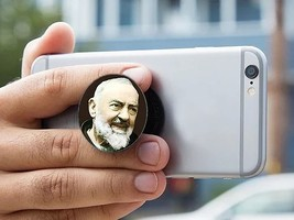 Holy Sockets - St. Padre Pio - $16.95