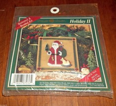 Mill Hill Buttons and Beads Needlework Kit Holiday II Old St. Nick MHCB36 NIP - $22.79