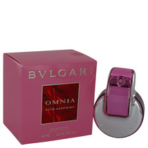 Omnia Pink Sapphire By Bvlgari For Women 2.2 oz EDT Spray - $44.26