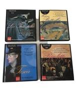 Black Dog Opera Library La Traviata Madama Butterfly Rigoletto Tosca Boo... - $59.99
