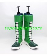 Hunter X Hunter Gon Freecss Cosplay Boots shoes  shoe boot #cos012 New come - $65.00