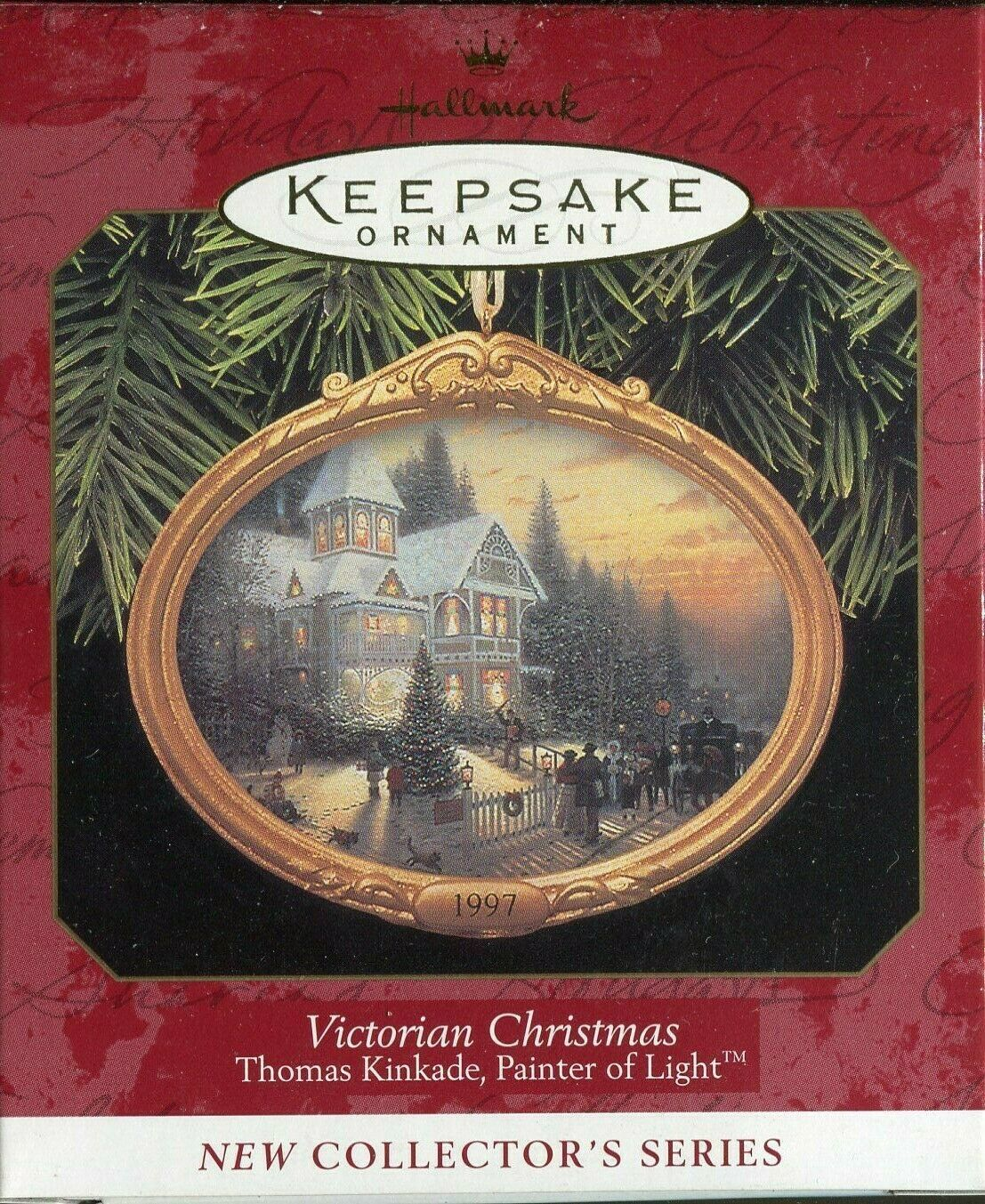 Primary image for 1997 New in Box - Hallmark Keepsake Christmas Ornament - Victorian Christmas
