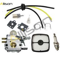 Carburetor Tune Up Kit For Echo HC-1500 HC-1600 HC-2000 HC2400 Zama C1U-K51  - $15.06