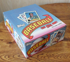 """1988 TOPPS Baseball Cards 24 Packs of 42 Each - Total 1008 Picture Cards """"New"""" - $17.60"""