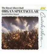 Órgano Espectacular ~ Harold Britton Royal Abbert Hall Organ CD - $3.99