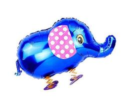 5 Pcs Cute Elephant Party Balloons Party Decoration - $19.41