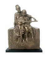 SUMMIT COLLECTION A Classic Music Lesson Statue - A Harmonic Sculptural... - $148.49