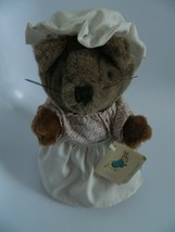 """Vintage 1981 10"""" Mrs. Tiggy-Winkle by Eden Toys w\Tag - $19.99"""