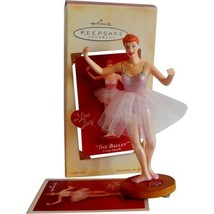 Hallmark 2004 I Love Lucy Ornament - The Ballet - Keepsake Clip On - $5.32