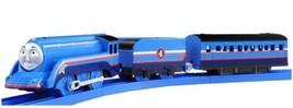 Tomy Pla Rail Plarail Thomas & Friends Trackmaster Shooting Star (Gordon) - $50.38