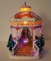 Avon Collectible 2002 Holiday Treasures Splendor Lighted Fiber Optic Gaz... - $39.59